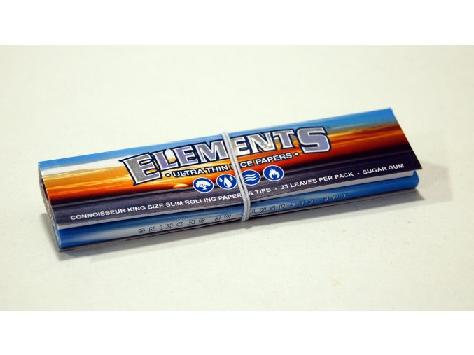 ELEMENTS Connoisseuir King size