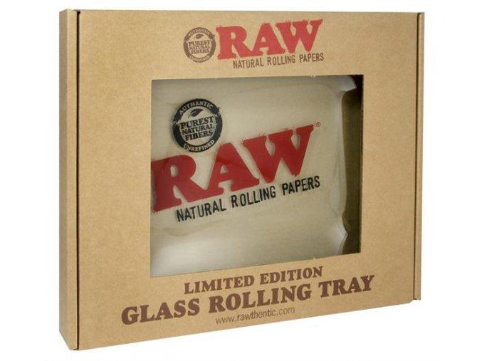 Balící podložka RAW Glass Limited Edition
