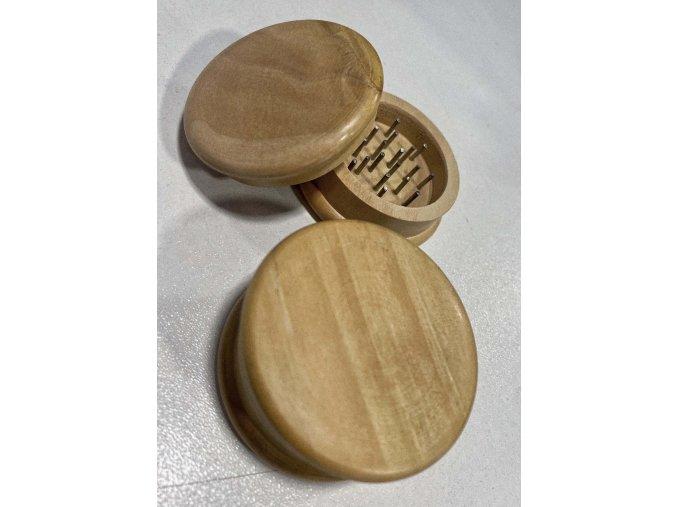 Dřevěná drtička Buddha Basic