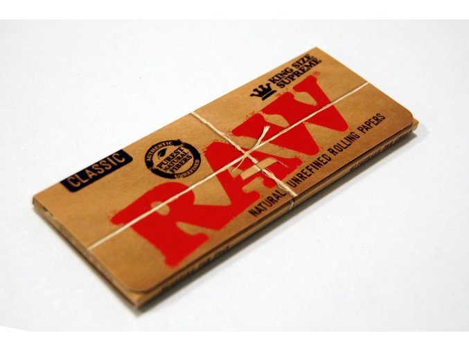 RAW Papers Classic King Size Supreme