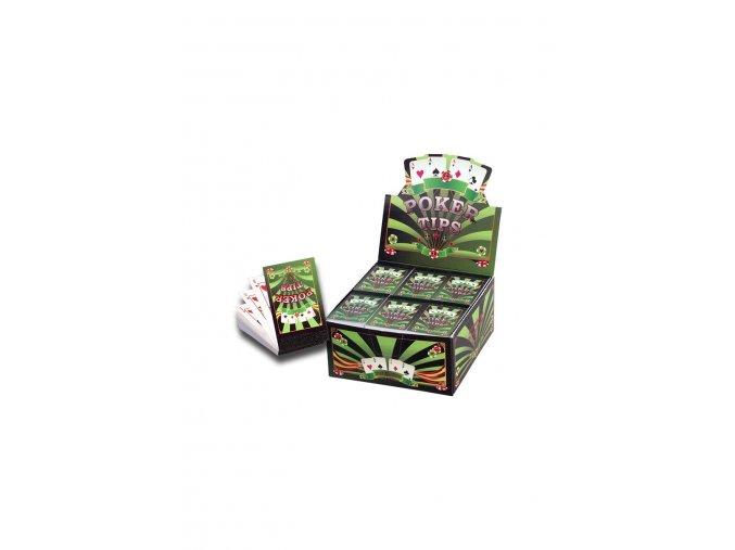 Poker Cards Tips Trhací Filtry