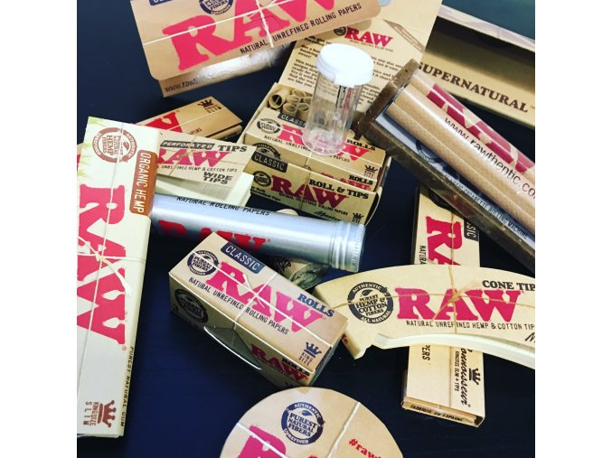 Space Raw Papers Pack