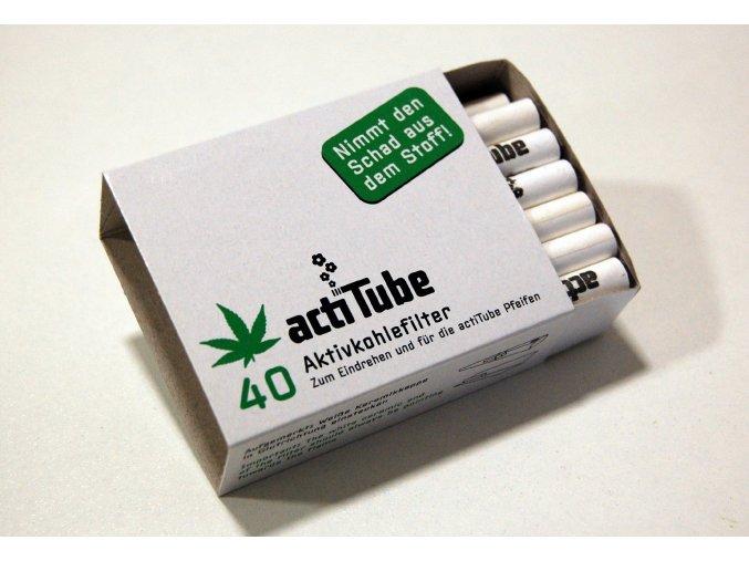 Uhlíkové filtry ActiTube 40