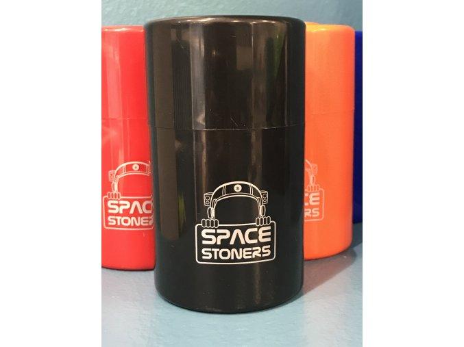 Vzduchotěsná dóza Space Stoners Color 120 ml
