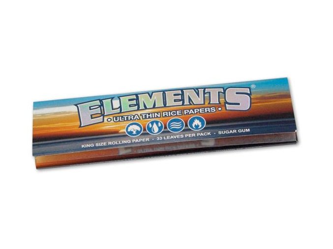 ELEMENTS Ultra Thin King size