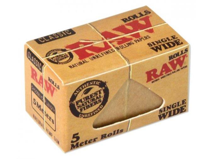 RAW Classic Rolls Single Wide