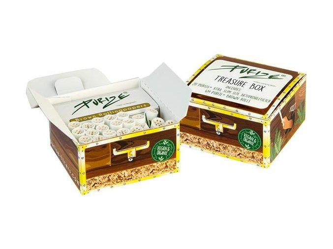 Uhlíkové filtry Purize Treasure Box