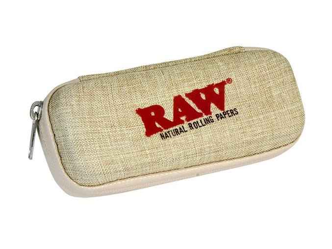 Pouzdro Raw Papers Cone Wallet