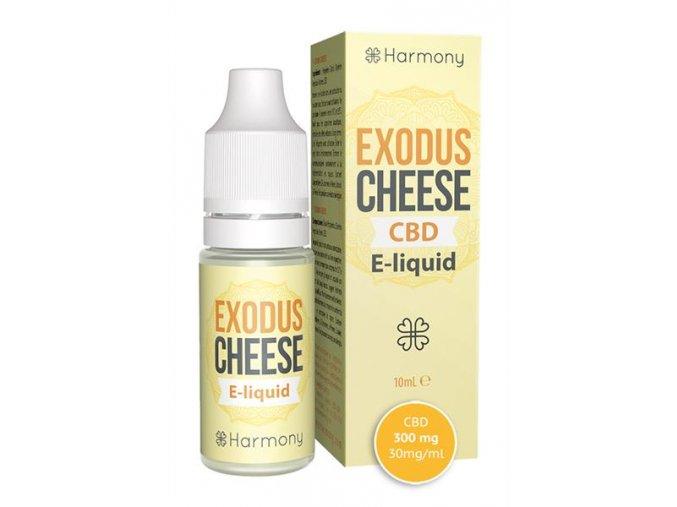E-Liquid Harmony CBD 10 % Exodus Cheese