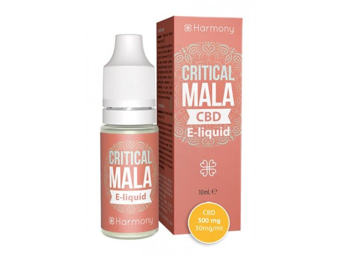 E-Liquid Harmony CBD 10 % Critical Mala