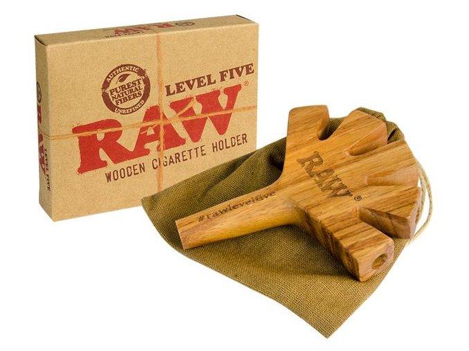 Cigaretový držák Raw Papers Level Five