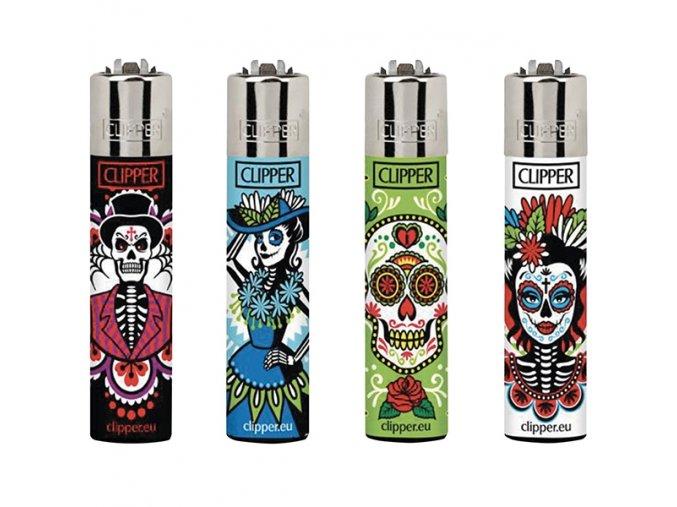 Zapalovač CLIPPER ® CP11RH Catrinas 2