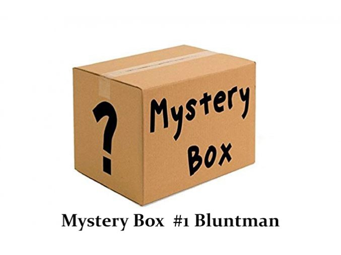 Space Stoners Christmas Mystery Box #1 Master SPliff