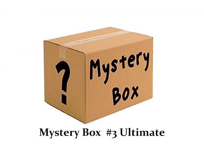 Space Stoners Christmas Mystery Box #3 Ultimate