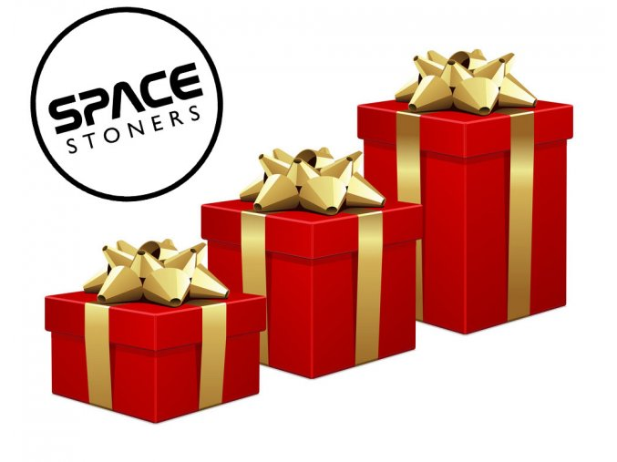 Space Stoners Special Christmas Pack