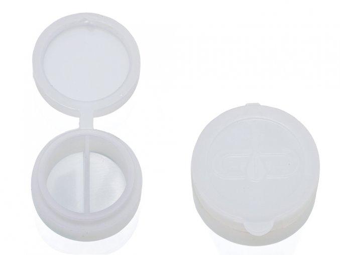 Silikonová krabička Grace Glass DOuble BHO/Oil