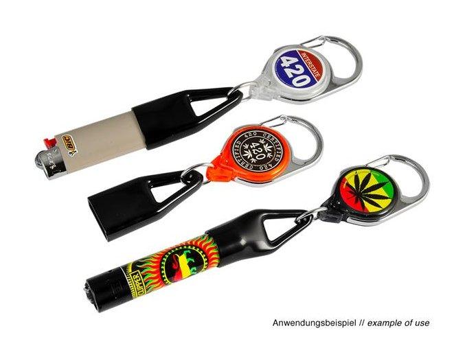 """Držák na zapalovač 420 Edition """"Roller"""""""