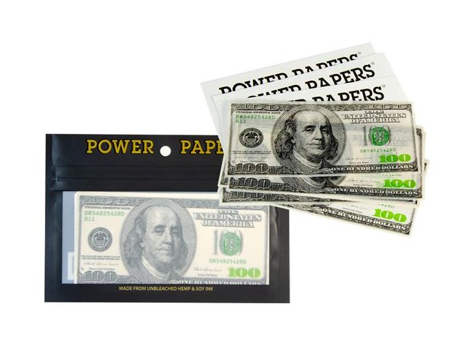Power Papers Dollar Conn Pack