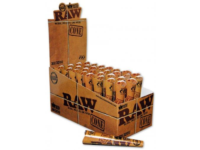 RAW King Size Cone 3Pack Papercones