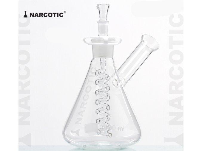 Skleněný bong Narcotic Mega Bouncer Spiral