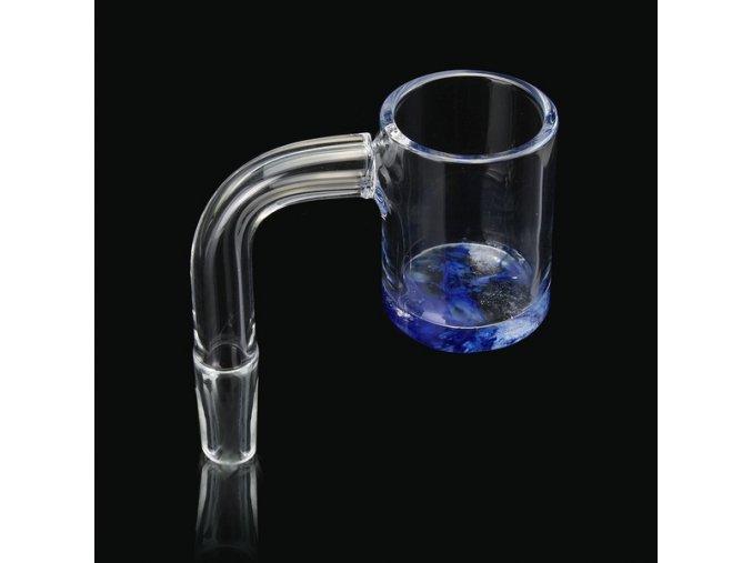 Skleněný Oil Banger Quartz Bottom Set 4 mm