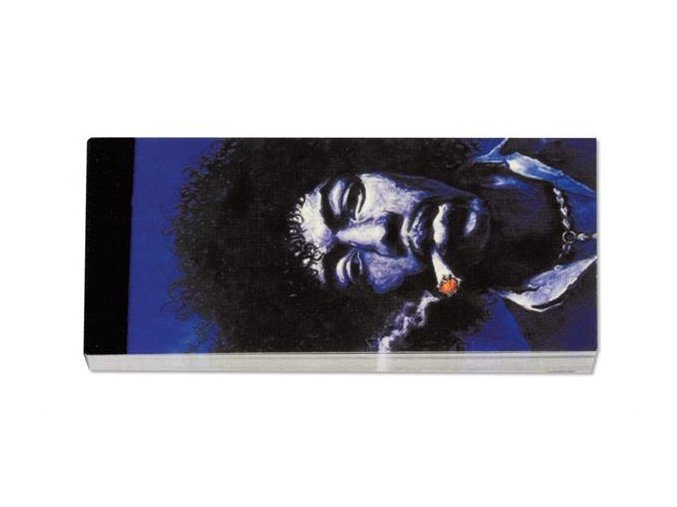 JImmy Hendrix Wide Tips Perforované