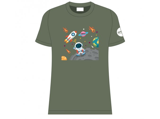 Space Stoners Galaxy Space T-Shirt