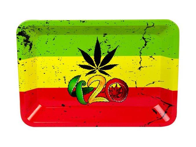 Balící podložka Syndicate 420 Rasta Mini