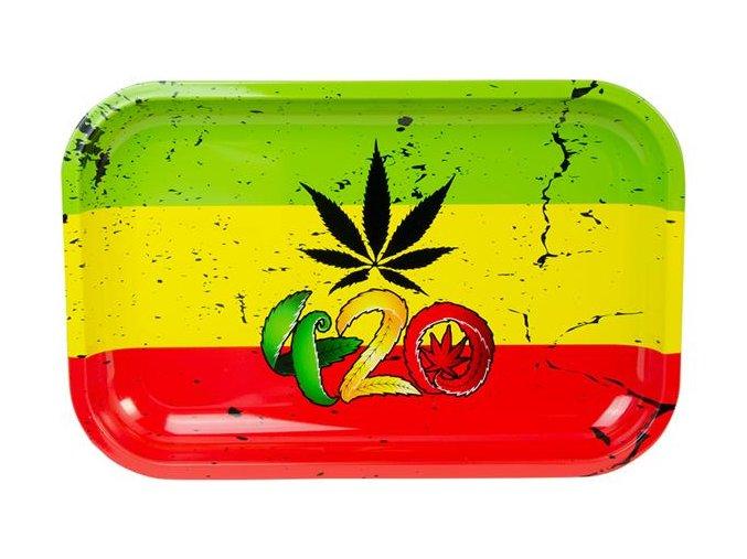 Balící podložka Syndicate 420 Rasta