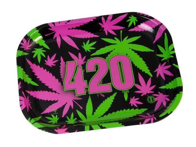 Balící podložka 420 Buds Pink Mini