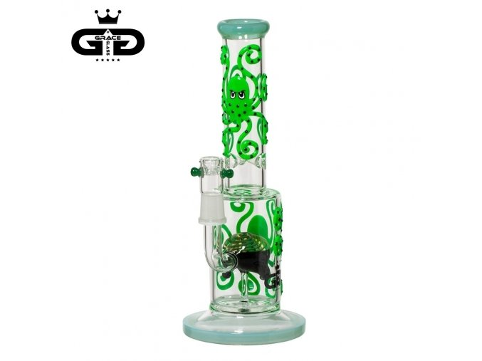 Grace Glass   Octopoda Series   The Psychedelic Green
