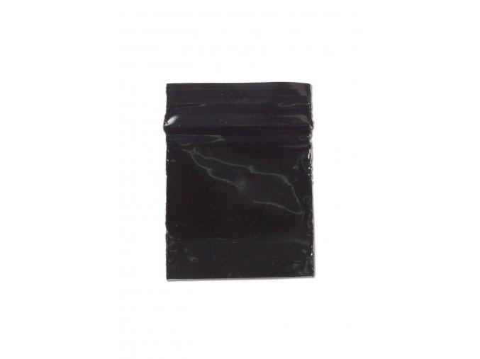Plastové sáčky černé  4x6 cm