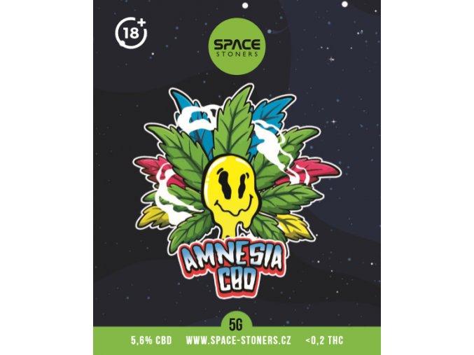 CBD Weed Space Stoners Amnesia Haze CBD 6 % 5 G