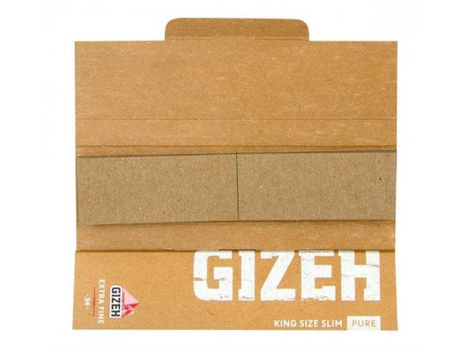 Gizeh Hemp King Size Extra Fine + Tips