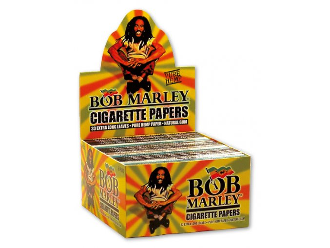 Bob Marley Papers King Size Slim