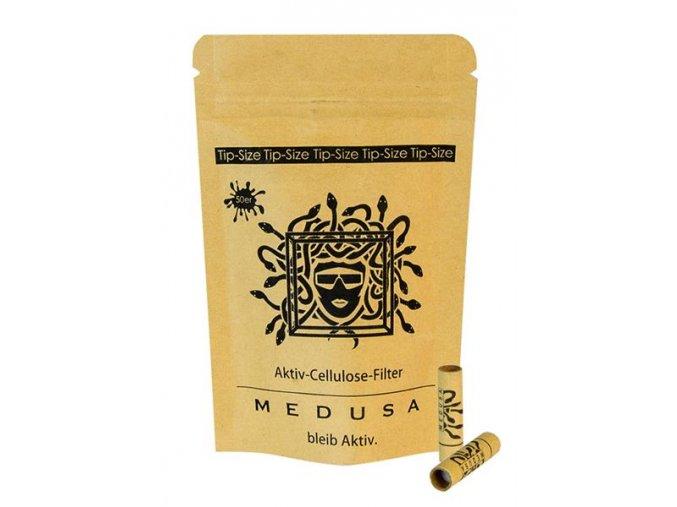 Uhlíkové filtry Medusa Aktivní celoluzové filtry Slim 50