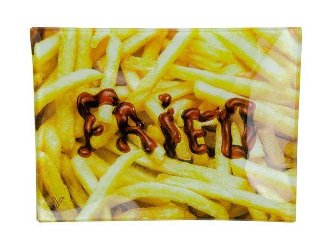 Skleněná balící podložka Syndicate Fried Mini