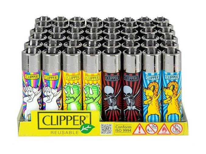 Zapalovač CLIPPER ® CP11RH DAB Animals