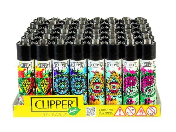 Zapalovač CLIPPER ® CP11RH Spallter Symbols #4