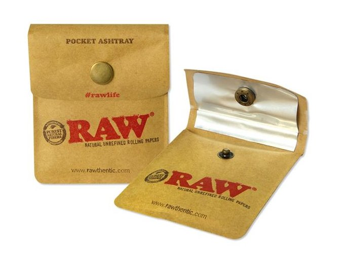 Kapesní popelník Raw Papers Pocket
