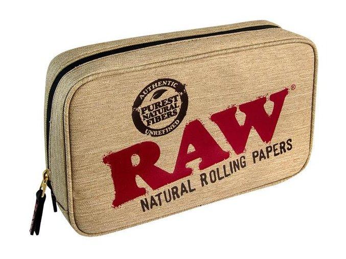 Cestovní pachuvzdorné pouzdro Raw Papers Smell Proof L