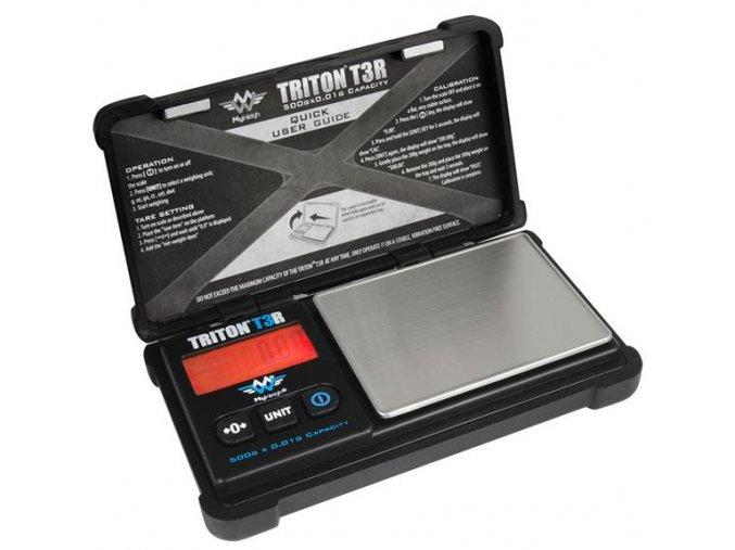 Digitální váha My Triton T3R 500g Shock Resist