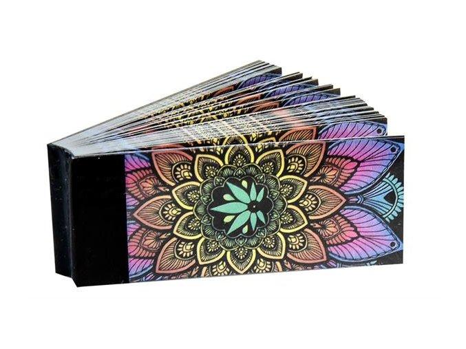 Trhací filtry Mandala Wide Tips