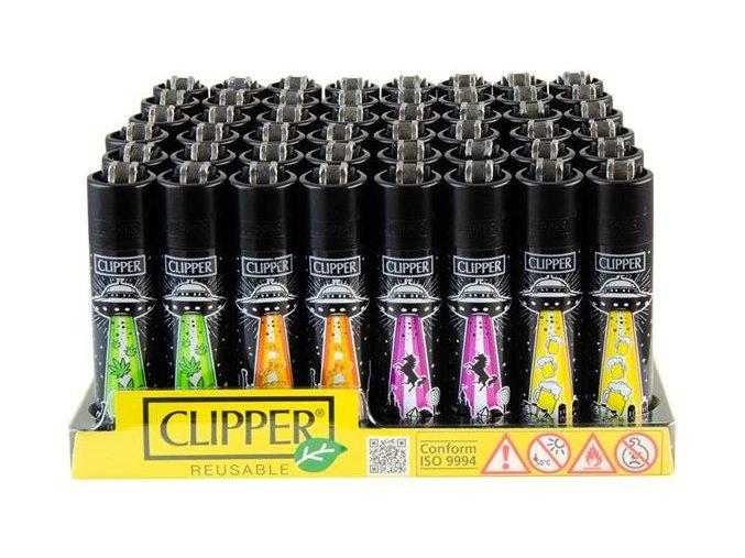 Zapalovač CLIPPER ® CP11RH 420 UFO