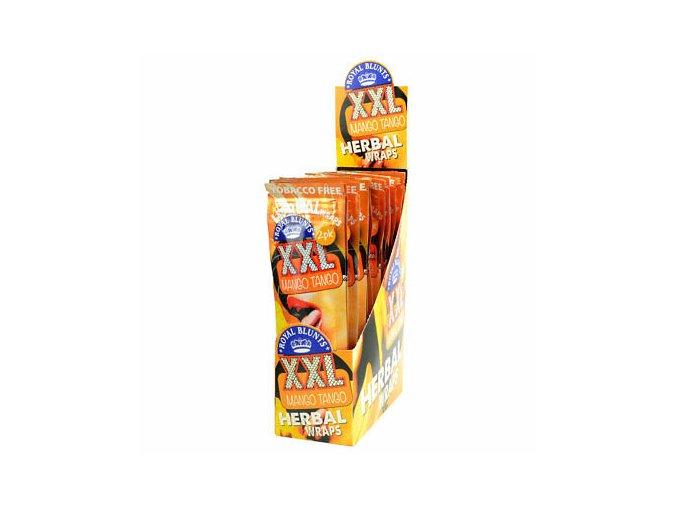 Konopné blunty Royal Hemparillo Mango Tango XXL 2Pack