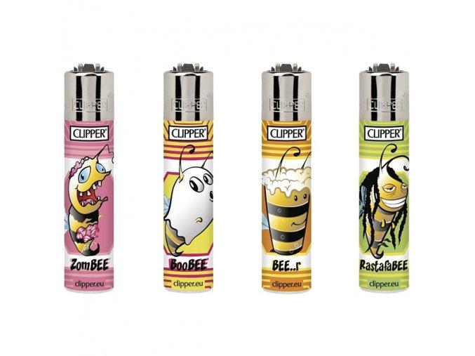 Zapalovač CLIPPER ® CP22RH Bees 2