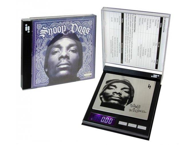 Digitální váha Infyniti CD Snoop Dogg Digital 0,01/100 g