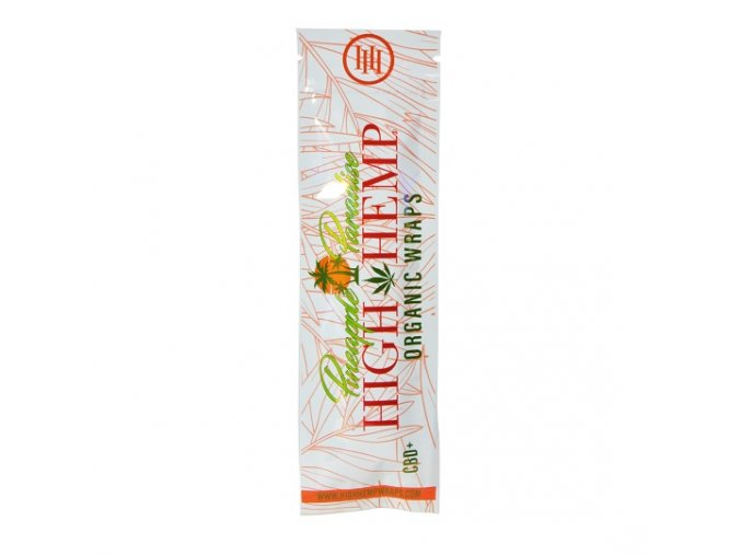 Konopné blunty High Hemp Organic +CBD Pineapple Paradise