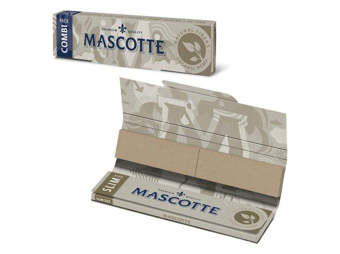 Mascotte Papers Hemp Connoisseur Pack Tips