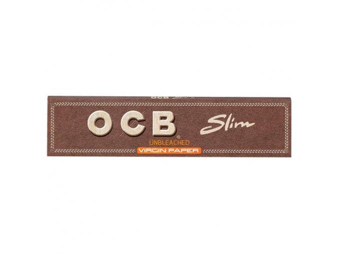OCB Organic Virgin King Size